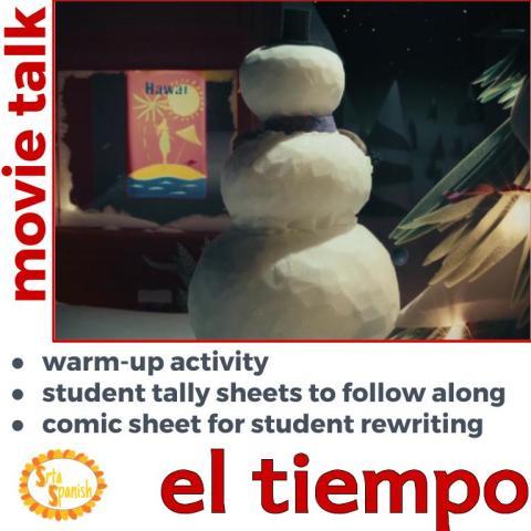 Movie Talk - El Tiempo Resources