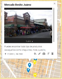 Using Google Maps to explore Oaxaca, Mexico!
