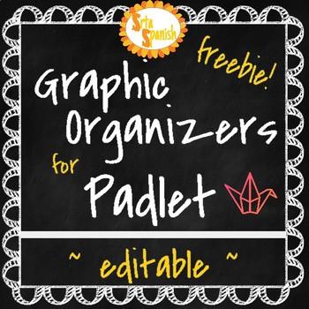 Graphic Organizers Thumbnail