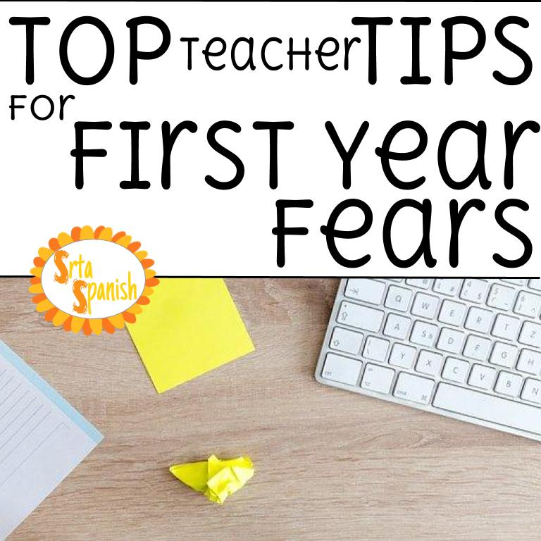 TopTeacherTips for FirstYear Teachers